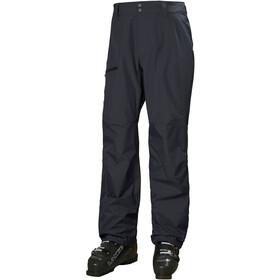 Helly Hansen Verglas 3L Shell Pants Men, negro